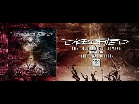 DISSORTED - Bloodshed Divine (official lyricvideo)