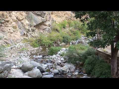 Beautiful Waterfall in Himachal Pradesh