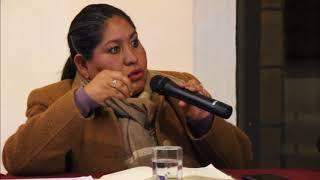 Verónica Gálvez: La cárcel del feminismo y pensamiento decolonial