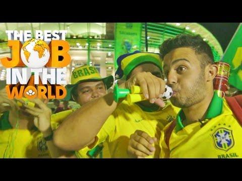 Italy vs Brazil: Best Job In The World