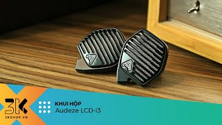 Unboxing Audeze LCD-i3   Tai nghe planar magnetic cao cấp từ Audeze Mỹ