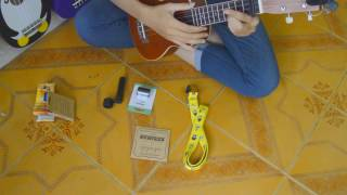 Những phụ kiện nên có khi đã sở hữu 1 cây đàn Ukulele   Việt Mỹ Acoustic