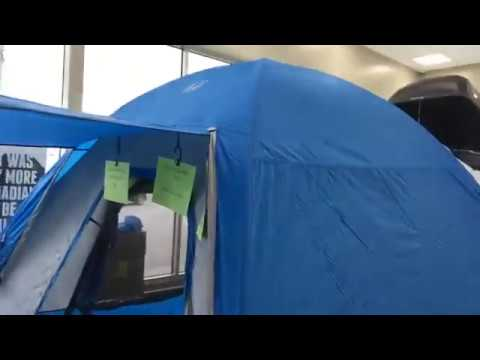 The Honda Vehicle Tents: Designed to Work With Your Honda While Camping!