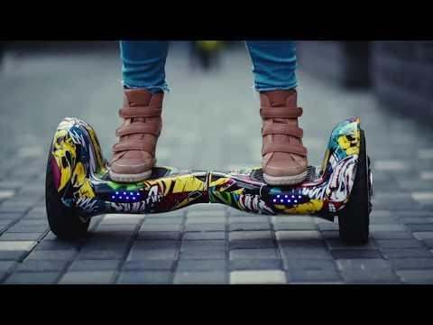 Edy Talent - Ma plimb pe Hoverboard 2017