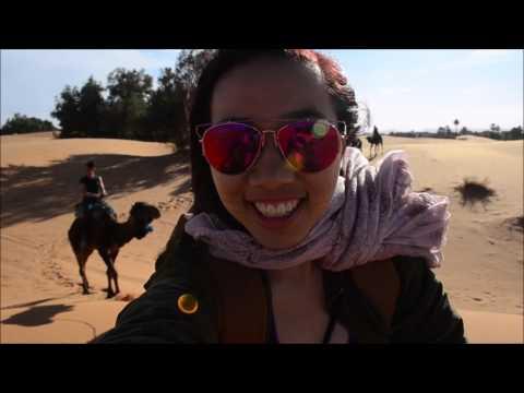 MOROCCO | SAHARA DESERT || VANTUREWORLD APRIL TRIPPING