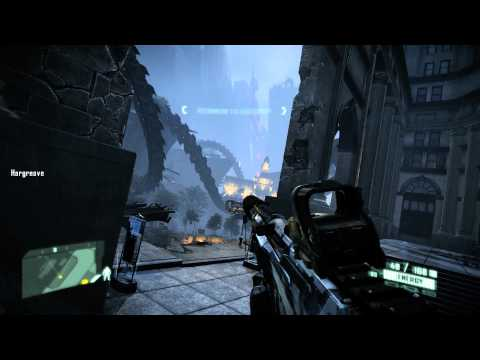 Crysis 2 Introducing Jacob Hargreave and Infiltrating Ceph Lair