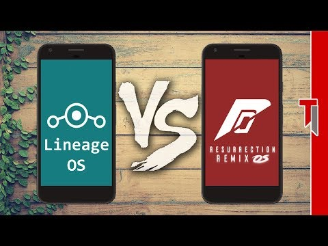 Lineage OS vs Resurrection Remix | Nougat Performance Comparison | Which Is Best Rom For Android?🔥