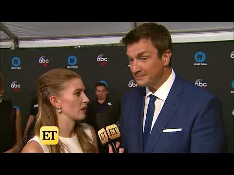 Nathan Fillion Recalls Working With Meghan Markle as a Princess on 'Castle' Exclusive   Entertainmen streaming vf
