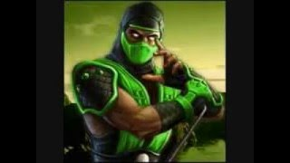 Mortal Kombat Reptile (Techno) Theme