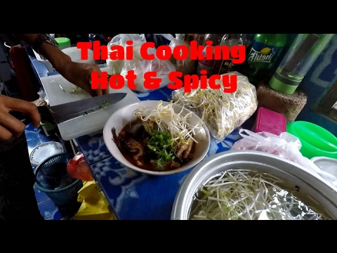Thai Cooking – Hot & Spicy