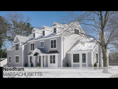 Video of 1 Colgate Road   Needham Massachusetts real estate & homes by Ned Mahoney/ Adriano Varano