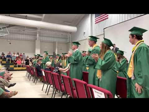 Athens Bible School 2021 Senior Graduation