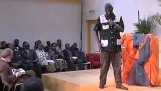 Mamadou Karambiri   La Mission de J�sus au s�jour des morts
