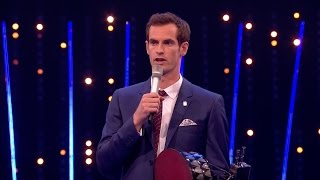 Andy Murray wins BBC Sports Personality of the Year 2015 - BBC One
