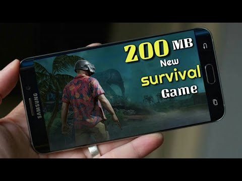 (200MB) New Survival Game Android 1GB & 2GB Device Work 2019 Best Game