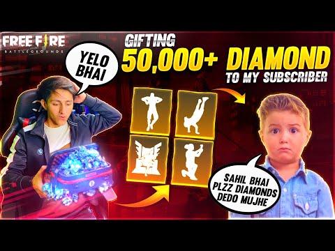 10 Year Boy Ask Me For Dj Alok | I Gave Him 15000 Diamonds Dj Alok Elite Pass – Garena Free Fire