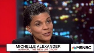 """Michelle Alexander On """"Why Hillary Clinton Doesn"""