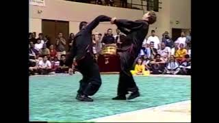 Praying Mantis Kung Fu Self Defence Demo