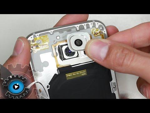 Samsung Galaxy S6 Kameralinse Wechseln Tauschen Reparatur [Deutsch]