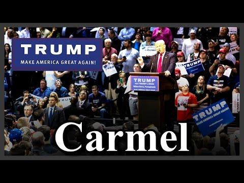 LIVE Donald Trump Carmel Indiana Rally FULL SPEECH HD STREAM 4:00 PM EST (5-2-16) ✔