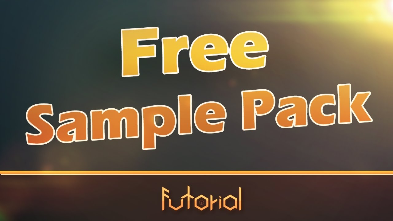 Free Sample Pack by Futorial