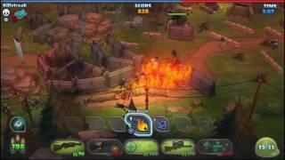 Guns Up! - Watch Replay, then Retaliate (Level 32)