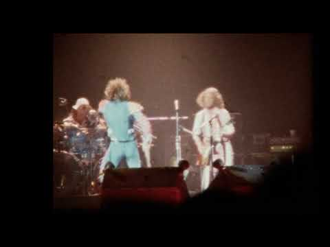 Jethro Tull Live Thick As A Brick US Tour Summer 1976