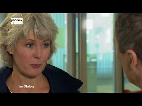 Im Dialog: Michael Krons im Gespräch mit Angélique Mundt vom 13.04.18