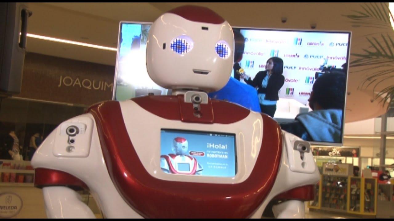 """VIDEO Robot URIAŞ desprins din filmele SF. Ce """"puteri"""