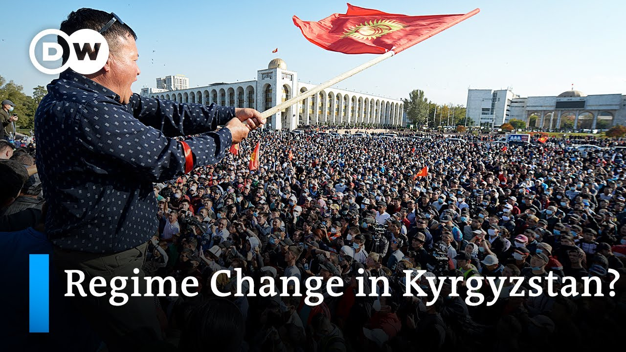 Video thumbnail for: Kyrgyzstan annuls parliamentary election results after protests | DW News