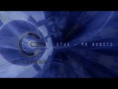 Styx - Mr Roboto (dj genesis breaks remix)