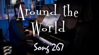 Around the World - Tony DeSare Song Diary 267