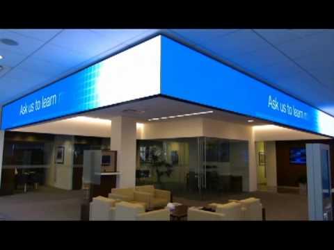 DSE 2014 Content Nominee — Charles Schwab for Information Displays in Midtown Manhattan