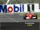 F1 2003 Australia M Schumacher Pole Lap