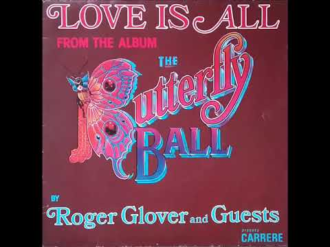 Roger Glover And Guests  Love Is All 1975