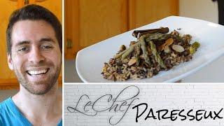 Spice Up Rice Pilaf! Le Chef Paresseux Ep. 24