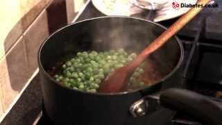How To Make Mutter Paneer - Paneer And Peas