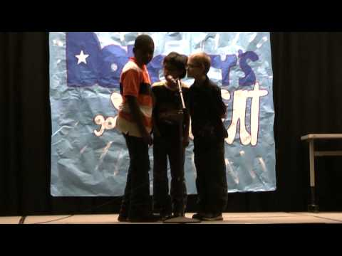 Doherty Elementary School - 2013 Talent Show - Minecraft parody song to Friday
