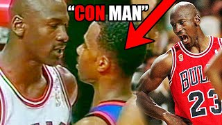 He TRASH Talked Michael Jordan And Got OWNED (Ft. NBA Revenge and Friends)