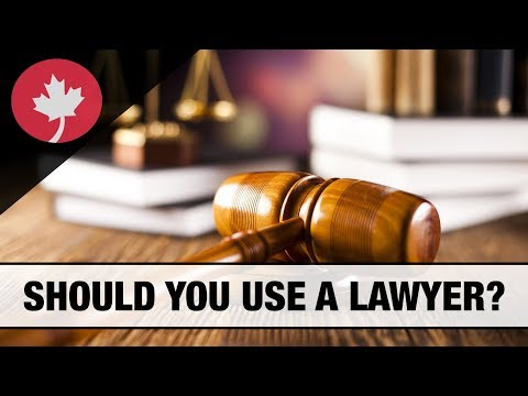 Should you use a lawyer to submit your immigration application?