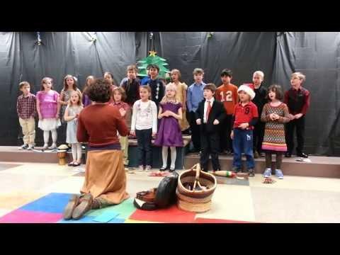 Lupine Class - Cascadia School Winterfest