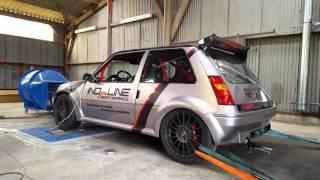 R5 GT Turbo - 283cv - Inoxline performance / MB Reprog