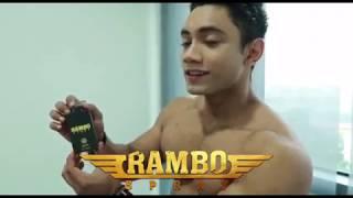 Cara Guna Rambo Spray