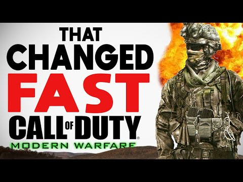 Call Of Duty: Modern Warfare Now Looks Like An ENTIRELY Different Game