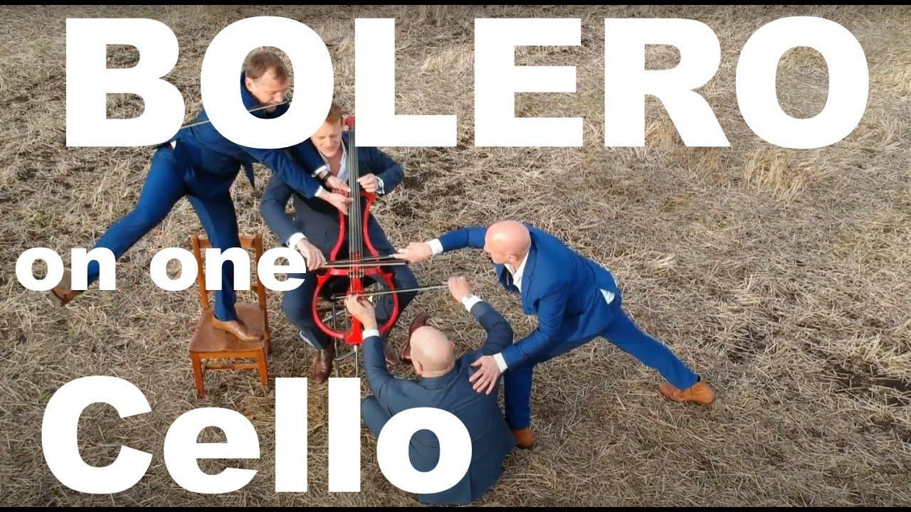"""Fabulous Friday: """"Boléro"""" x 3"""