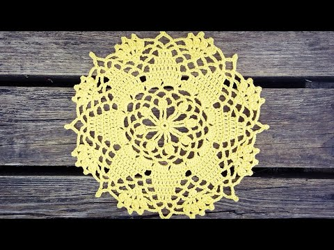 Crochet Lace Doily