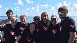 Spring Break Scubi Jew Diveheart Trip 2017