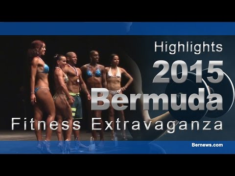 2015 Bermuda Fitness Extravaganza Highlights, April 11 2015