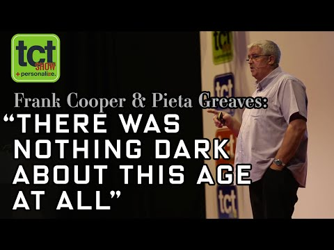 Recreating the Staffordshire Hoard | Frank Cooper & Pieta Greaves | TCT Show