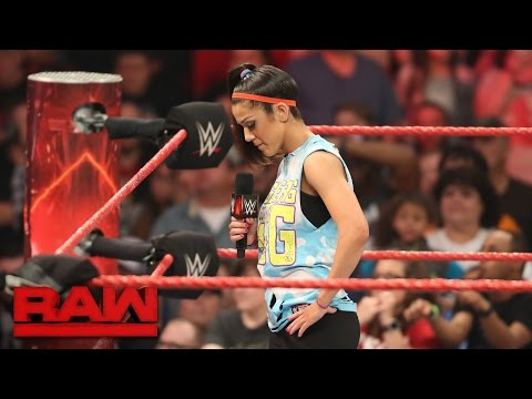 Charlotte Flair reveals her winning strategy: Raw, Jan. 16, 2017